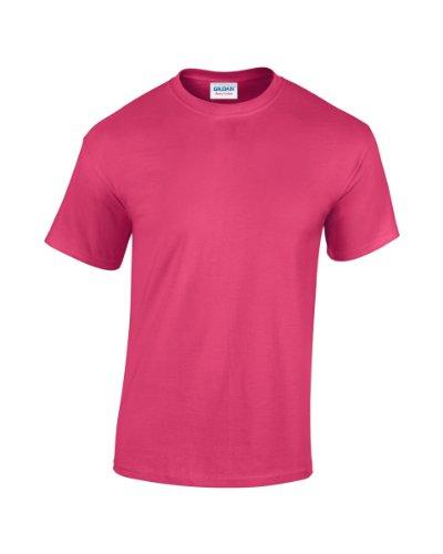 Gildan Heavy Cotton t-shirt Heliconia
