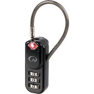 Zahlenschloss TSA Zipper Lock