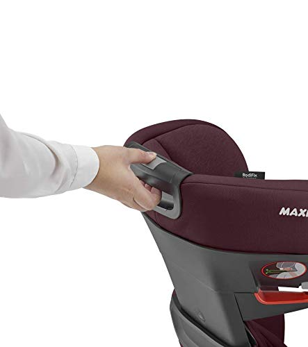 Maxi-Cosi RodiFix AirProtect Child Car Seat, Isofix Booster Seat, Red, 15-36 kg Maxi-Cosi Booster car seat for children from 15-36 kg (3.5 to 12 years) Grows along with your child thanks to the easy headrest and backrest adjustment from the top Patented air protect technology for extra protection of child's head 4