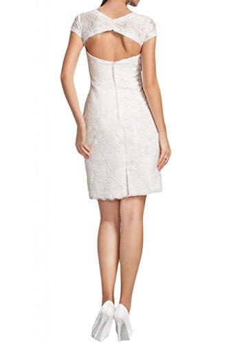 Gorgeous Bride - Robe - Femme ivoire (ral 1013)