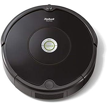 Amazon.de: iRobot Roomba 606 ohne Staubbeutel 0.6L, Schwarz