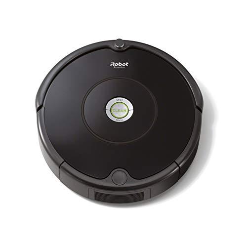 iRobot Roomba 606 ohne Staubbeutel 0.6L, Schwarz