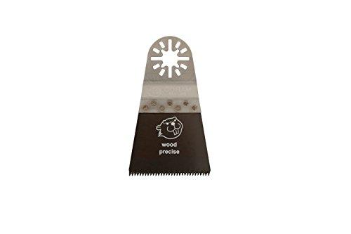 100er E-Cut Sägeblätter MJI 055 Precision 55 mm. ++ preisgünstige Markenqualität ++ Mit original Japanverzahnung und Multifunktionsaufnahme. Das Profi-Zubehör für Ihr oszillierendes Multifunktionswerkzeug passend für AEG, BOSCH, CRAFTSMAN, EINHELL, FEIN, MASTERCRAFT, MILWAUKEE, RIGID, SKIL und viele mehr... - Das Original seit 1997 vom Schweizer Erfinder. Produzierte bisher für den Weltmarktführer. ++ extrem scharf ++ hohe Standzeiten ++
