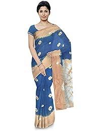 10e341a13 Sri Venkateswara Handlooms Chirala Handloom Women s Cotton Saree (Multi- Colored)