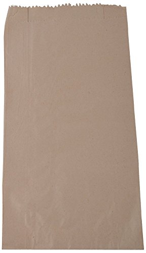 Sagar Group Paper Storage Bag, 100-Piece, Brown, SG113