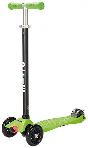 Micro Cityroller Maxi Grün.