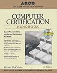 Arco Computer Certification Handbook