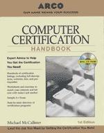 Computer Certification Handboo (COMPUTER CERTIFICATION HANDBOOK) por MCCALLISTER