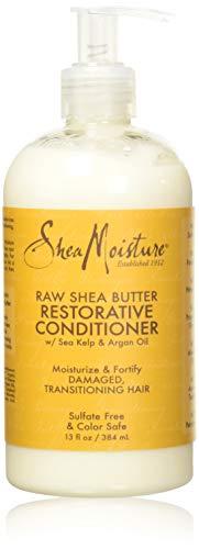 Shea Moisture Leave In Conditioner (Shea Moisture Raw Shea Butter Restorative Conditioner, 1er Pack (1 x 384 ml))