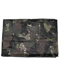 Tucuman Aventura - Lona suelo para tienda de campaña camuflaje o verde