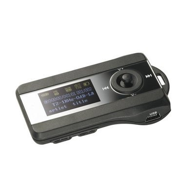 Easykado – MP3 Diktiergerät 512 MB (512 Mb Mp3-player)