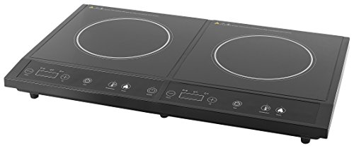 Tristar IK-6179 Double Plaque à Induction Noir  3400 W
