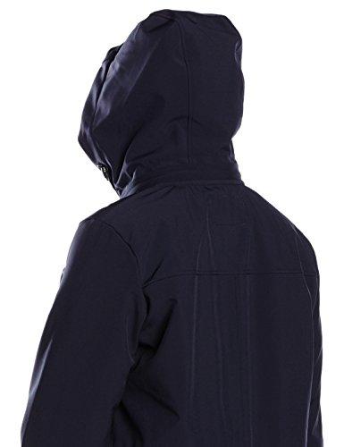 zizzi Damen Jacke Blau (Night Sky solid 9992)