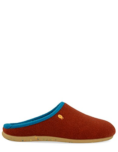 Gioseppo Man black slippers by Orange