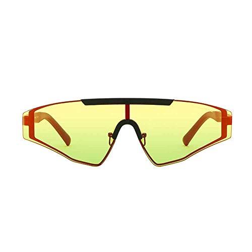 Spektre vincent occhiali da sole unisex alta protezione nero-giallo made in italy