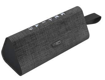Altec Lansing PYRE MAX (AL-BT141-001.153) - Altavoz portátil bluetooth, color gris