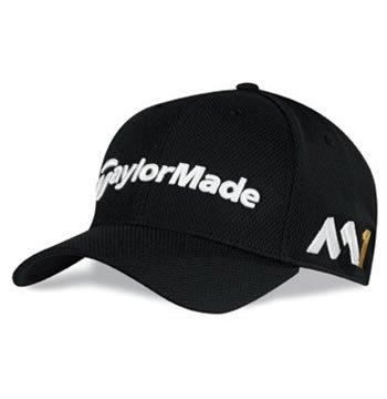 taylormade-new-era-tour-39thirty-cap-black-m-l