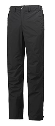 Helly Hansen Herren Shellhose Packable, Black, 2XL, 61965