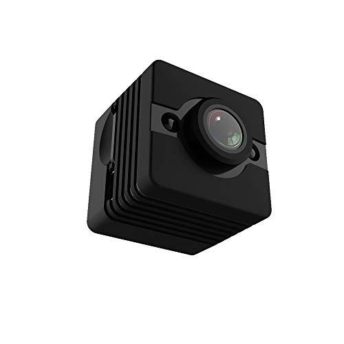 Shangcer Kamera wasserdichte Kamera Video Recorder Mini Spy Cameras versteckte kompakte Indoor/Outdoor Video Recorder HD 1080P Kamera Video Recorder Praktisch für Ihre Fotografie Micros Dvr Digital Video Recorder