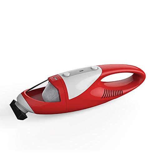 Haoli-xcq Drahtloser Handheld-Reiniger, 12V 120W 4.5K PA Starker Zyklon-Absauger Tragbarer USB-Aufladegerät-Handvakuum, Nasses trockenes Vakuum mit Lithium und Schnellladungstechnologie für das Auto (Tragbarer Nass-trocken-vakuum)