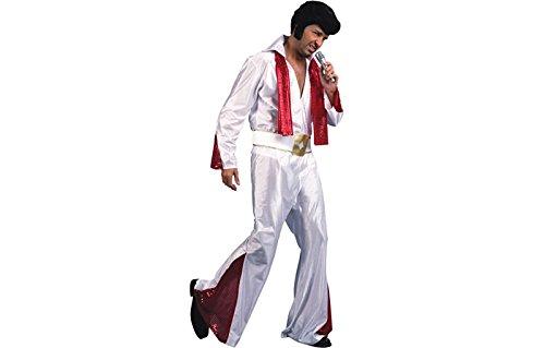 Fyasa 706061-t04Elvis Kostüm, groß