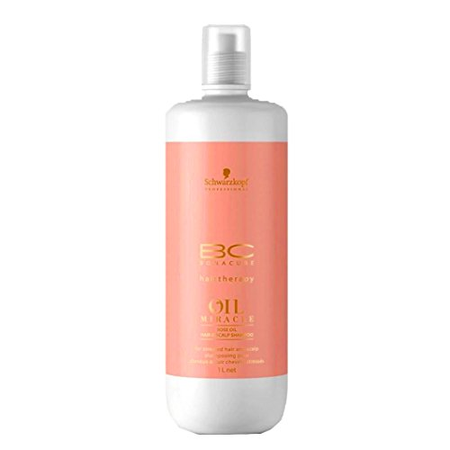Schwarzkopf #3 BC Oil Miracle Shampooing
