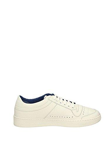 GUARDIANI SU76428A Baskets Basses Homme Blanc