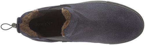Jonny'S Sonje, Bottes courtes avec doublure chaude femme Gris - Grau (antracita)
