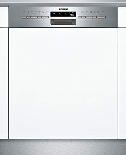 Siemens SN536S01CE iQ300 Geschirrspüler teilintegriert / A+++ / AquaStop / varioSpeed / infoLight/ vario Korb / edelstahl - Eco Geschirrspülmaschinen