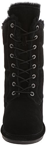 Bearpaw Boots Karen Lacets Noir