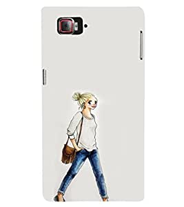 Ebby Premium Printed Mobile Back Case Cover With Full protection For Lenovo Vibe Z2 Pro K920 (Designer Case)