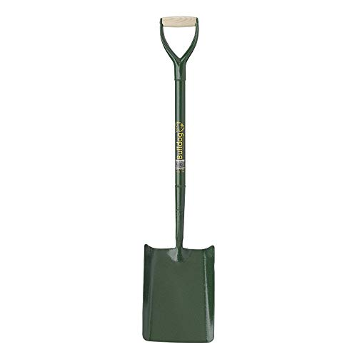 Bulldog 5TM2AM All Steel Taper Shovel, Green
