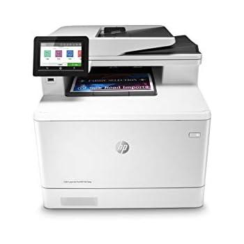 HP Color LaserJet Pro M479dw Impresora Láser Multifunción a Color (A4, hasta 27 ppm, de 750 a 4000 Páginas al Mes, 1 USB 2.0 , 1 USB Host, 1 Red ...