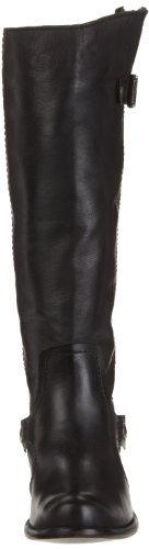 IKKS Shoes Polo, Bottes femme Noir (Black)