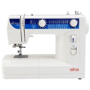 Elna 240EX - Máquina de coser de Elna