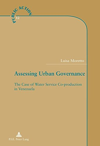 Assessing Urban Governance: The Case of Water Service Co-Production in Venezuela