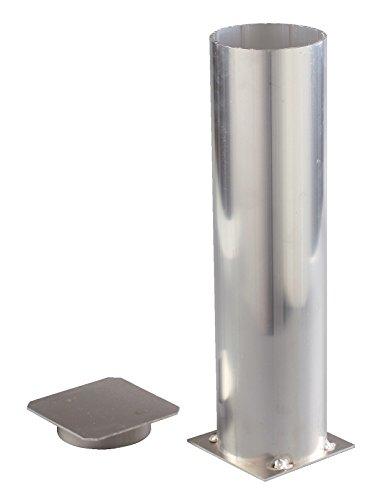 Preisvergleich Produktbild Sport-Thieme Bodenhülse für Pfosten 80x80 mm oder ø 83 mm