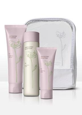 Artistry Essentials Balancing Skincare System Combo for Oily Skin (135ml-200ml-75ml) Pack of 3