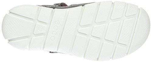 ECCO Intrinsic Sneaker, Scarpe da Ginnastica Basse Bambina Arancione (50381cora Blush/silver M/coral Blush)