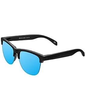 Northweek Gravity Deck - Gafas de Sol policarbonadas, Negro/Azul