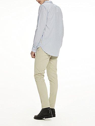Scotch & Soda Mini-Patterned Shirt | Long Fit, Camicia Formale Uomo Multicolore (Combo B 0218)