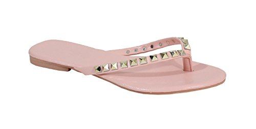 By Shoes , Infradito Donna Rosa