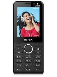Intex Turbo Selfie 18 (Black)