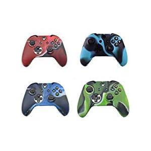 Xbox One Controller-Hülle aus weichem Silikon für Xbox One Controller, Gummi-Schutzhülle, Schutzhülle für Xbox One Gamepad