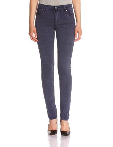 cheap-monday-tight-jean-slim-de-couleur-femme-bleu-navy-nice-w24-l32