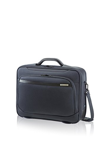 "Samsonite Vectura Office Case Plus Maletín para ordenador portátil de 17.3"", 42 cm, 23 L, Color Gris"