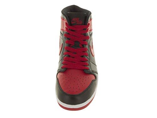 Air Jordan Team Elite Ii Low Sport Trainer Schuhe Black/Black/Gym Red