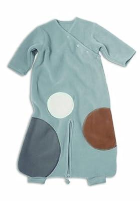 Baby Boum–0–9meses suave Appliqued Micro polar Fleece Saco de dormir