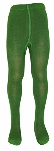uni, Farben alle:grün;Größe:134/146 (Grüne Leggings Kinder)