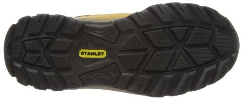 Stanley - Scarponcini antinfortunistici, Unisex - adulto Giallo (Honey)